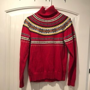 Pendleton Fair Isles sweatshirt